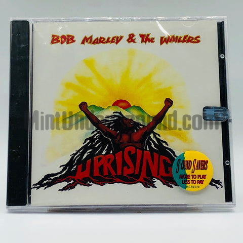Bob Marley & The Wailers: Uprising: CD