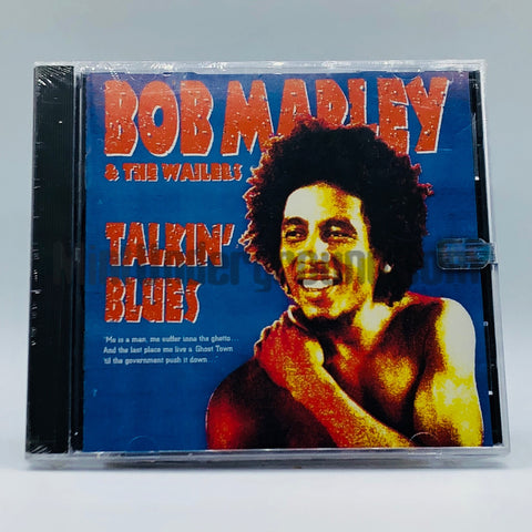 Bob Marley & The Wailers: Talkin' Blues: CD
