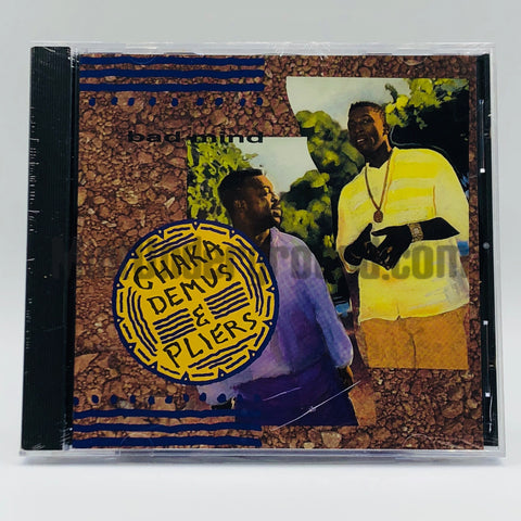 Chaka Demus & Pliers: Bad Mind: CD
