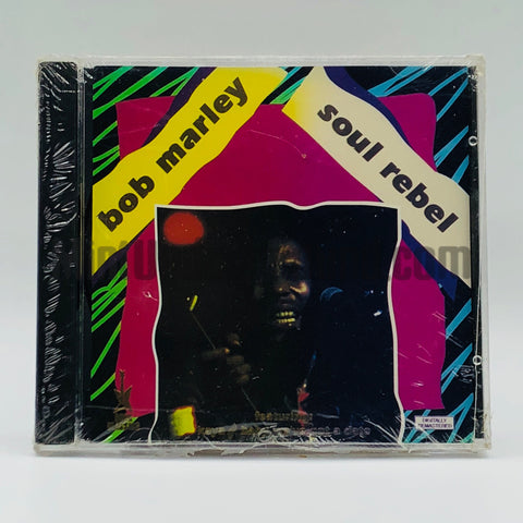 Bob Marley: Soul Rebel: CD