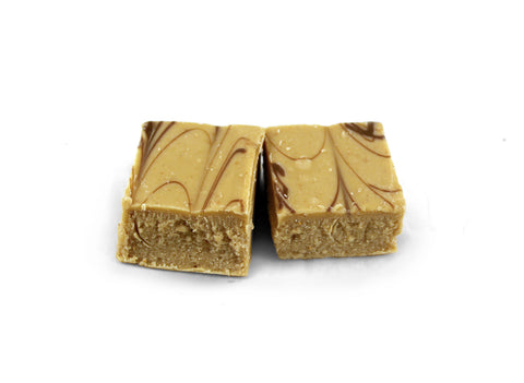 Asher's Tiger Butter Fudge