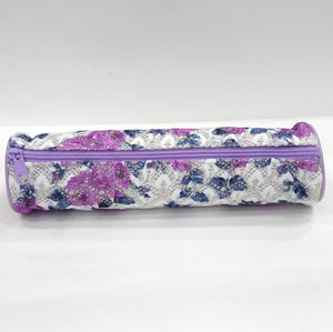 Flower Print Pen & Pencil Pouch - BestP : Best Product at Best Price