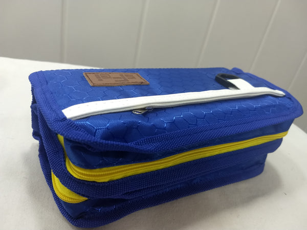 Sfei Double Pen & Pencil Bag - BestP : Best Product at Best Price