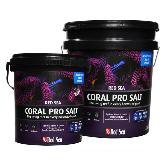Red Sea Coral Pro Salt - DK Reef Treasures