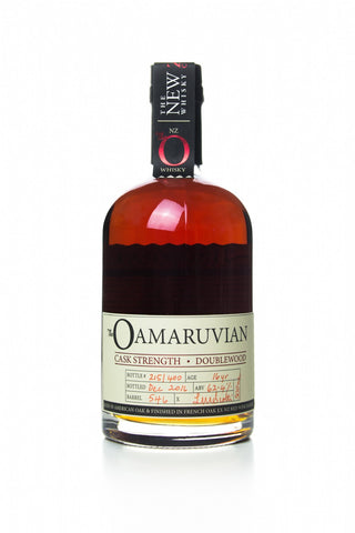 NZWC THE OAMARUVIAN 18YO 57.7% 500ML