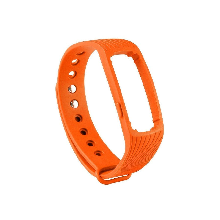 Bands - Activity Tracker - Interchangeable Smartwatch Band - Orange Band For CAC-96-M08