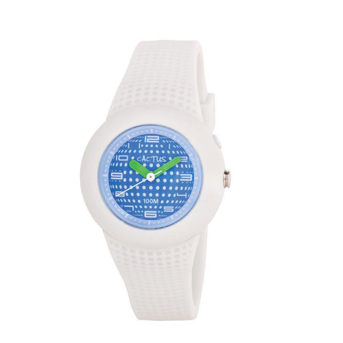 Watches - Summer Sphere - Children's Waterproof - Kids Watch - White / Blue