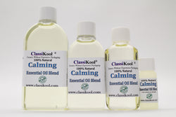 Classikool [Calming Oil Blend] Stress Soothing Aromatherapy with Sweet Orange