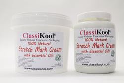 Classikool Stretch Mark Cream Body Beauty Skin Care with Argan Oil & Aloe Vera