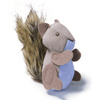 Petlinks - Plush Players Squirrel with Catnip (Includes Refill)