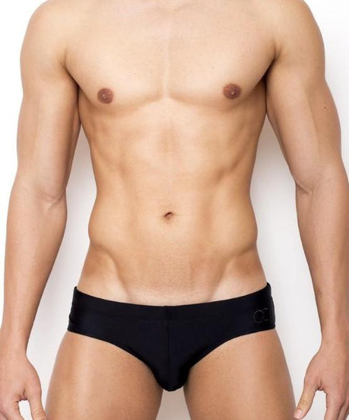 2EROS V10 CORE SWIM BRIEFS (BLACK) - The Jock Shop