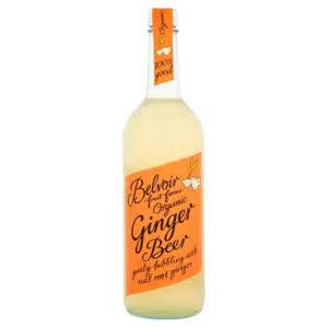 Belvoir Organic Ginger Beer Presse 75cl large