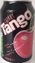 Tango Cherry Soda Can  330ml