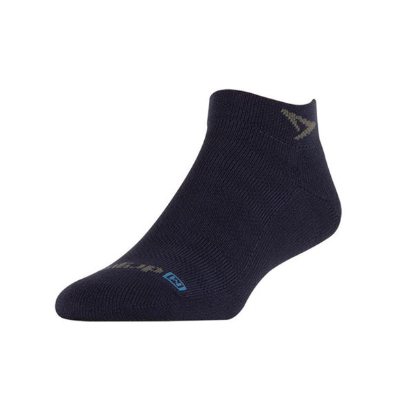 DRYMAX Running Lite-Mesh Mini Crew Navy Socks (DMX-RUN-1134-P)
