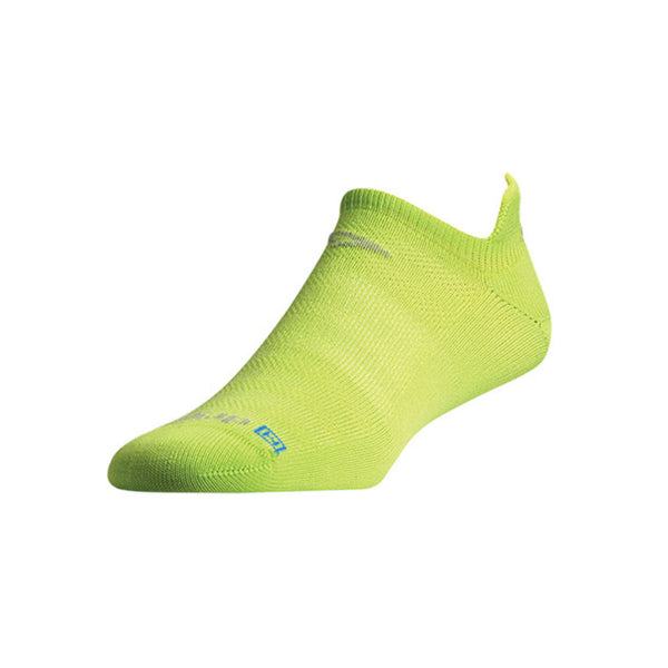 DRYMAX Lite-Mesh Unisex No Show Tab Sublime Running Socks (DMX-RUN-1085-P)