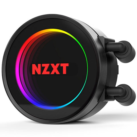NZXT Kraken X62 RL-KRX62-02 280mm All-In-One Water / Liquid CPU Cooling with Software Controlled RGB
