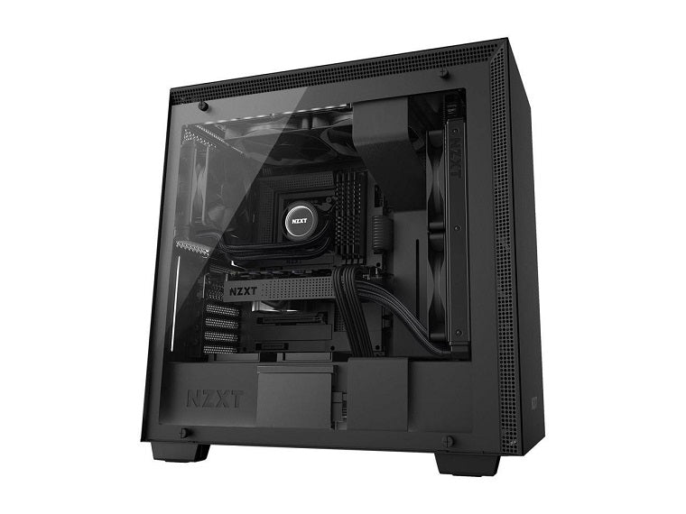 NZXT Kraken M22 120mm Liquid Cooler with RGB Lighting