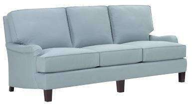 Fabric Furniture Charles Fabric Upholstered Studio Sofa