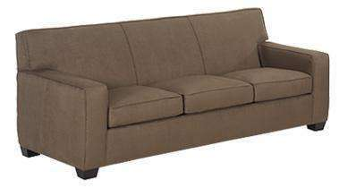 Fabric Furniture Luke Fabric Upholstered Studio Full Sleeper Couch