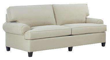 Fabric Furniture Olivia Fabric Upholstered Queen Sleeper Sofa