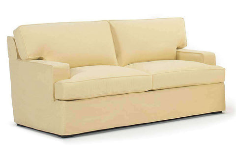 Isabel 82 Inch Slipcover Sofa