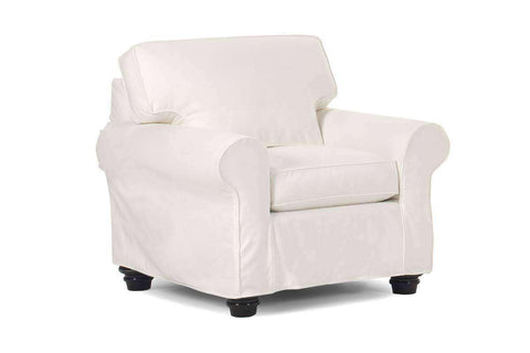 Slipcovered Furniture Mason Slipcover Chair