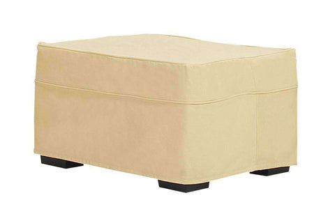 Slipcovered Furniture Rachel Slipcover Ottoman
