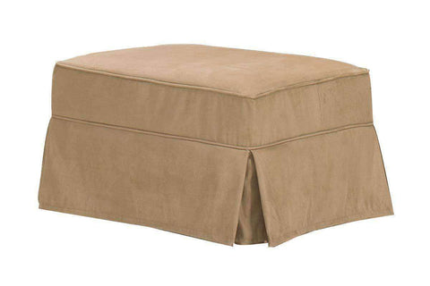 Slipcovered Furniture Regina Slipcover Ottoman