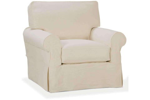 "Sofa Christine ""Quick Ship"" Slipcover Chair"