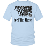 Feel The Music collection T-Shirt - Necklace for Her