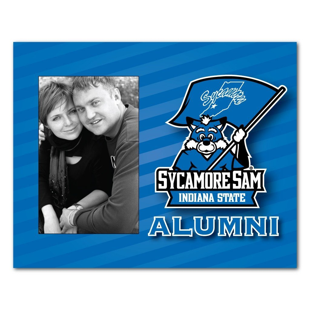 "Indiana State University Picture Frame "" Alumni"