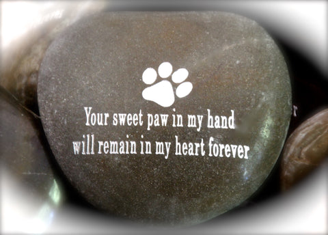 Your_Sweet_Paw_In_My_Hand_Will_Remain_In_My_Heart_Forever_Engraved_Inspirational_Stone_Karmic_Stones1
