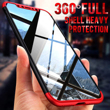 Load image into Gallery viewer, Phone Case - New Luxury 360 Degree Full Body Protection Cover Case For iPhone X 8 7 6 6s Plus