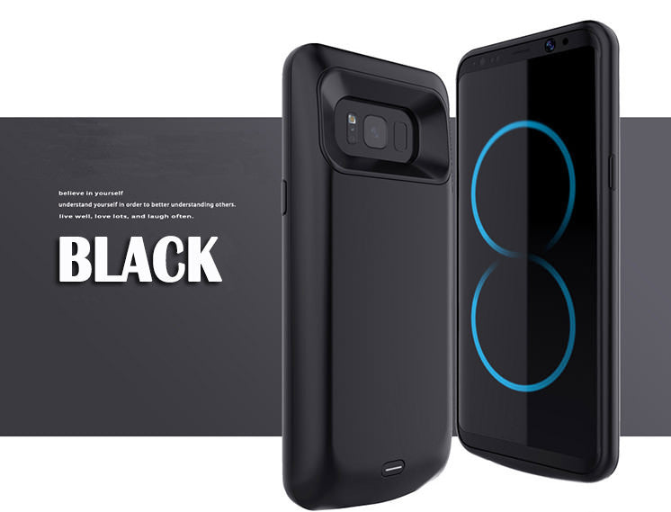 Battery Case - Samsung Galaxy S8 & S8 Plus Battery Case