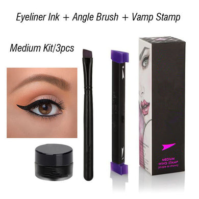Eye-liner Stamp - 2 Second Application Pack