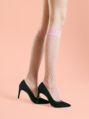 Cabe - Socks,FISHNET SOCKS,Shop Leg Appeal