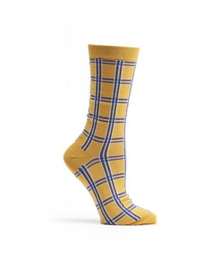 Masaii Plaid Sock - Socks
