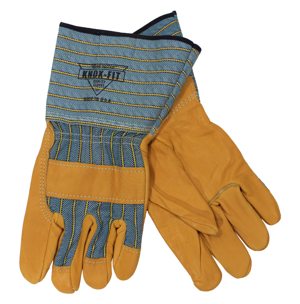 Knoxville 'Woodsman' Leather Gloves #B6429