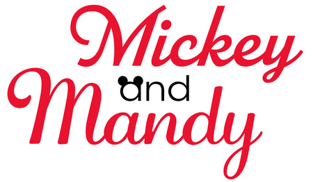 Mickey and Mandy