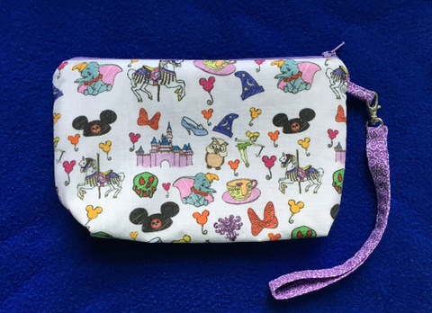 Day at the Park Wristlet