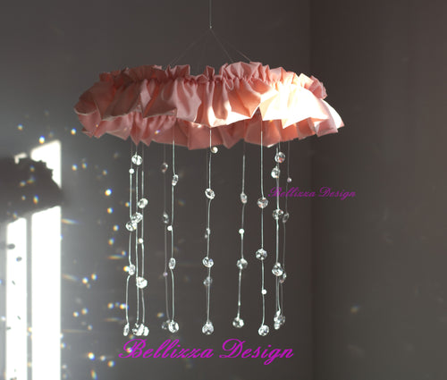 Pearls & Crystals Mobile SunCatcher