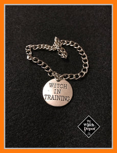Witch in Training Bracelet