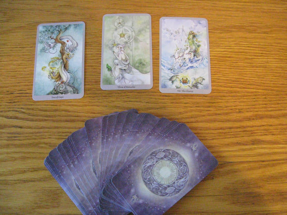 3 Card Reading Plus