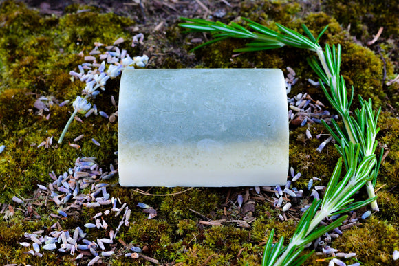 Green Goddess Facial Soap~For Oily & Acne Prone Skin