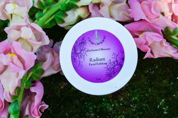 Radiant Facial Exfoliant