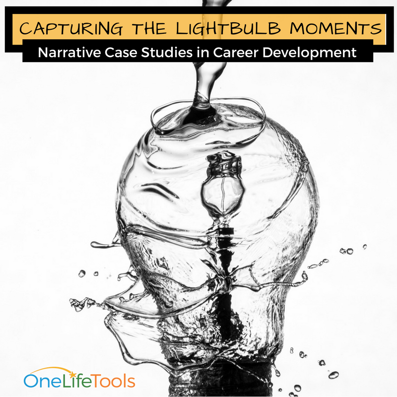 Capturing the Lightbulb Moments: Narrative Case Studies in Career Development
