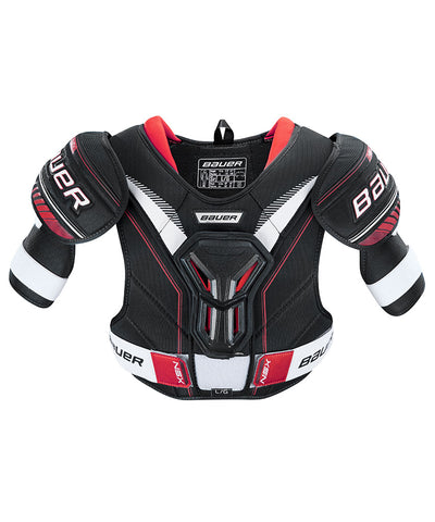 BAUER NSX JR SHOULDER PADS