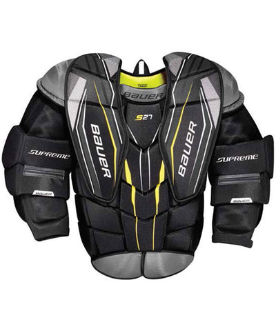BAUER SUPREME S27 SR GOALIE CHEST PROTECTOR