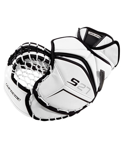 BAUER SUPREME S27 JR GOALIE CATCHER