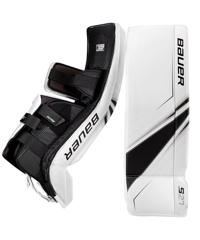 BAUER SUPREME S27 JR GOALIE PADS